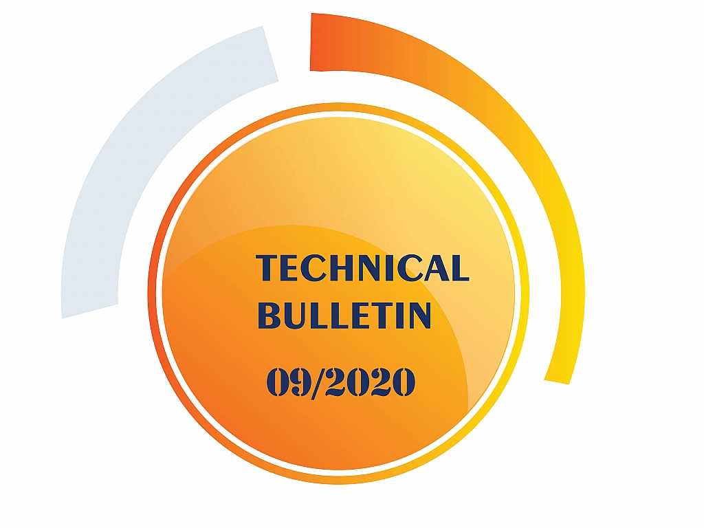 September New Product Bulletin is on the air !